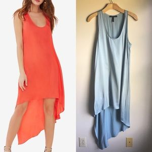 BCBG Candy Ice Blue Dress XS